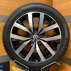 Volkswagen Transporter T6 T6.1 TOLUCA 18 inch velgen Zomerbanden 7E0601025 H MULTIVAN