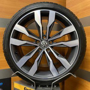 Volkswagen T-ROC SUZUKA 19 inch velgen Zomerbanden 2GA601025F R-line