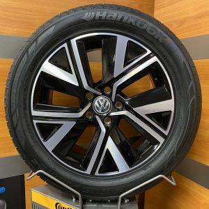 Volkswagen Touran 5T ALEXANDRIA 17 inch velgen Zomerbanden 5TA601025R