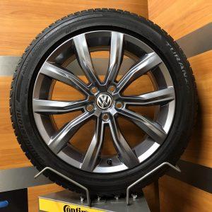 Volkswagen T-ROC GRANGE HILL DARK 18 inch velgen Zomerbanden 2GA601025 L