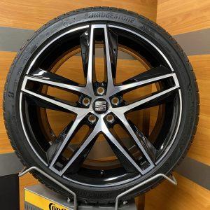 Seat Ibiza FR 6F / VW Polo 2G 18 inch velgen Zomerbanden 6F0601025 E