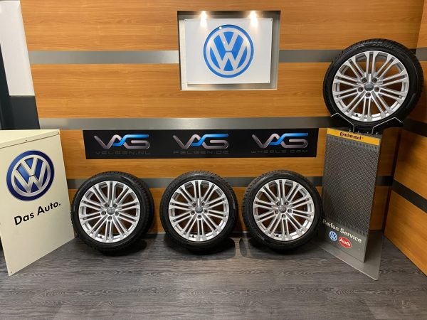 Audi A5 F5 S5 Mehrspeichen Design S-line 18 inch winterbanden 8W0601025EE