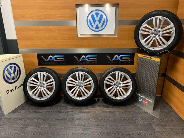Audi Q5 FY 5 Designspeichen Design S-line 20 inch winterbanden 80A601025 L