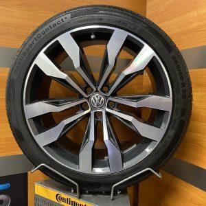 Volkswagen Tiguan II SUZUKA 20 inch velgen Zomerbanden 5NN601025Q / E 5NA601025G R-line