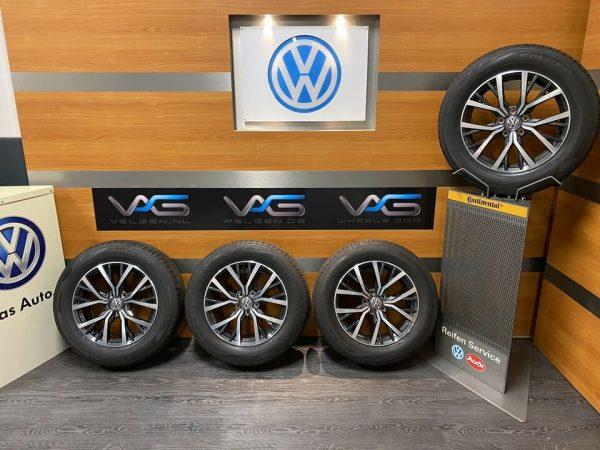 Volkswagen Tiguan 5N 17 Inch TULSA Zomerbanden 5NA601025AA