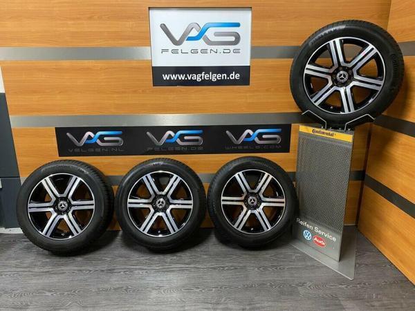 Mercedes GLC W253 Winterbanden 19 Inch A2534011600