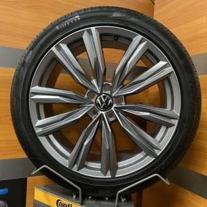 Volkswagen Tiguan 20 Inch KAPSTADT Zomerbanden suzuka Allspace 5NA601025H / J