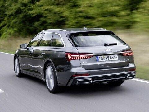 Audi A6 S6 4K C8 20 Inch Winterbanden 4K0601025 K