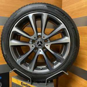 Mercedes E-Klasse Winterbanden W213 S213 C238 A 213 401 16 00 ET43 Vorne