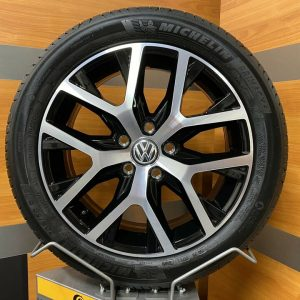 Volkswagen Caddy 2K5 17 Inch CANYON 2K5601025 F