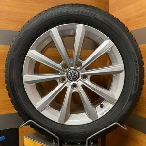 VW T-ROC 17 Inch MERANO Winterbanden 2GA071497
