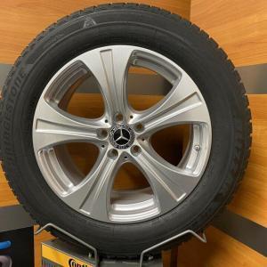 Mercedes GLC W253 18 Inch Winterbanden A2534010800ET38