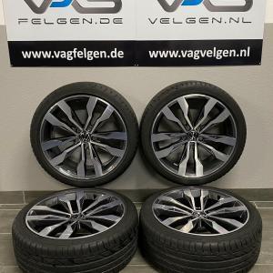 Nieuwe VW T-ROC SUZUKA 19 Inch Velgen op zomerbanden 2GA601025F