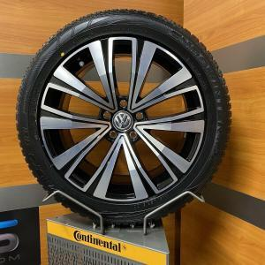 NIEUWE ORIGINELE VW Arteon MUSCAT 18 INCH VELGEN met winterbanden 3G8601025 F