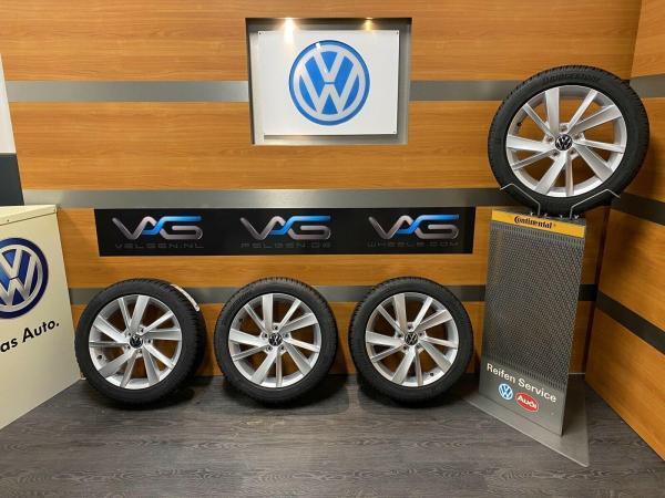 Nieuwe Originele VW Golf 8 5H GAVIA 17 Inch Wintervelgen