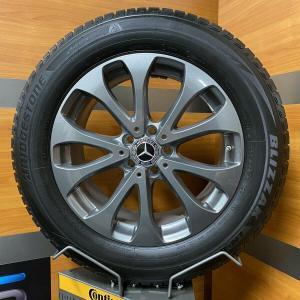 Mercedes GLC W253 18 Inch Complete Winterset A 253 401 15 00 ET 38