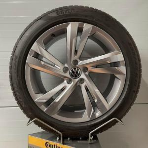 VW Tiguan R-Line Valencia velgen 19 inch Zomerbanden – 5NA601025AG AM